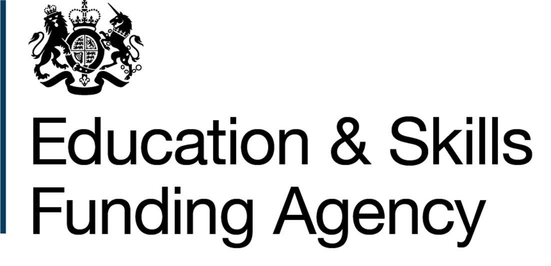 Education Skills Funding Agency