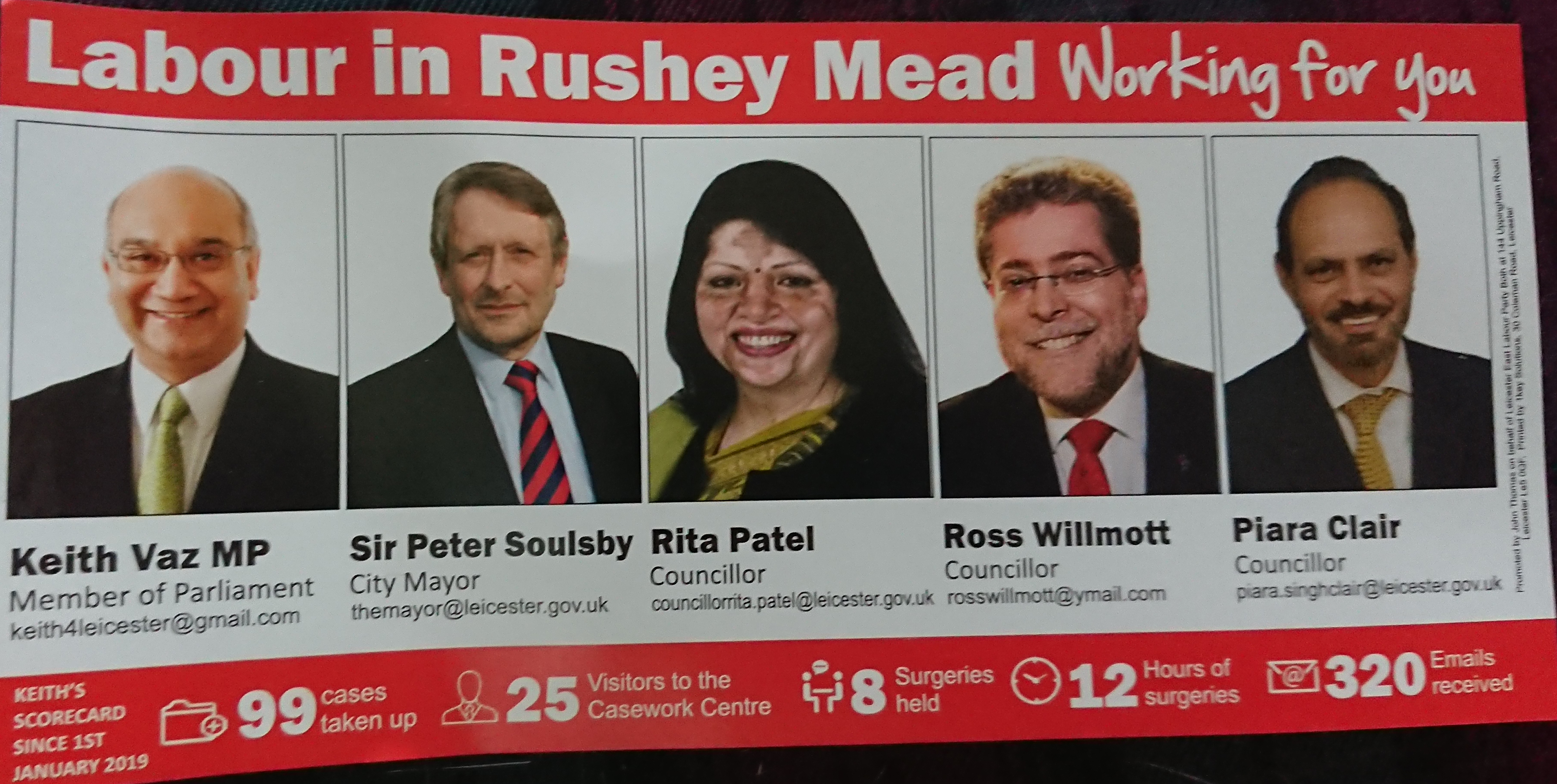 Labour Desperate as Political Competition Heats Up Ahead of Local Elections 1