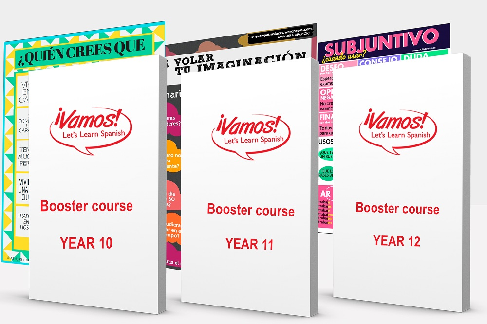 1.5|Booster courses for Years 10-12 (15-hours)