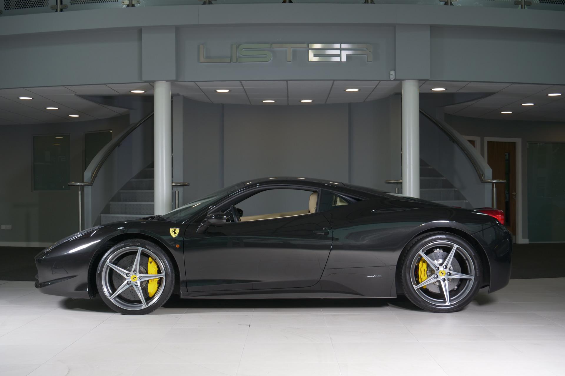 Listing #2013-Ferrari-458-Italia-RFpkLMCA | Lister Classics