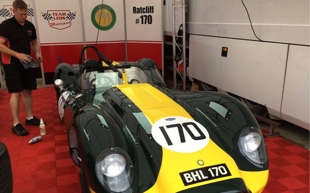 A year with the 'Magnificent' Lister Knobbly