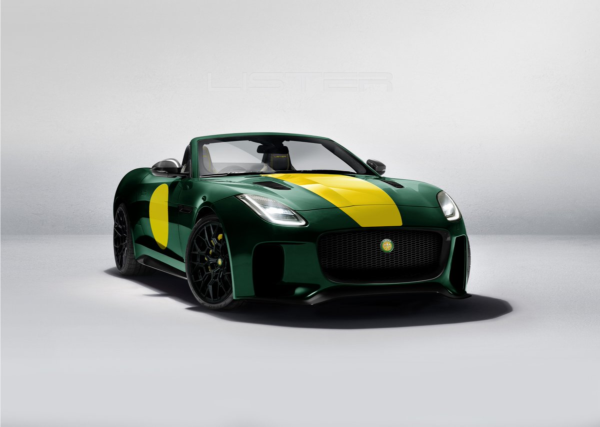 The Lister Cars Blog