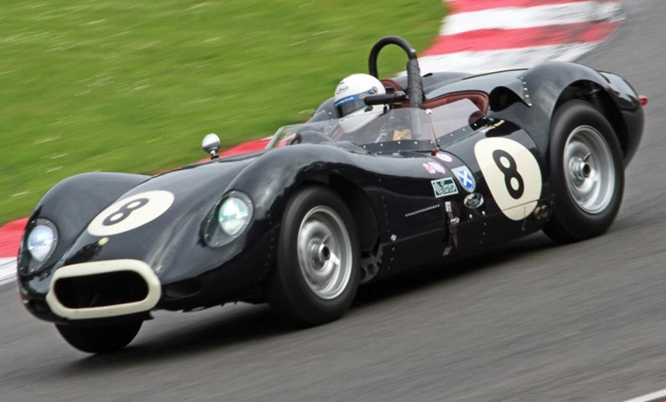 BRIAN LISTER CUP AWARDED FOR INCREDIBLE RACING COMEBACK