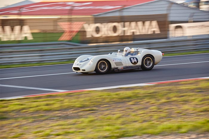 LISTER SECURE DOUBLE VICTORY AT NURBURGRING OLDTIMER