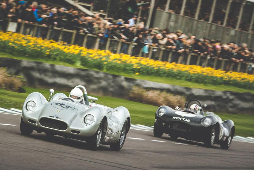 First Lister Continuation Races at Goodwood