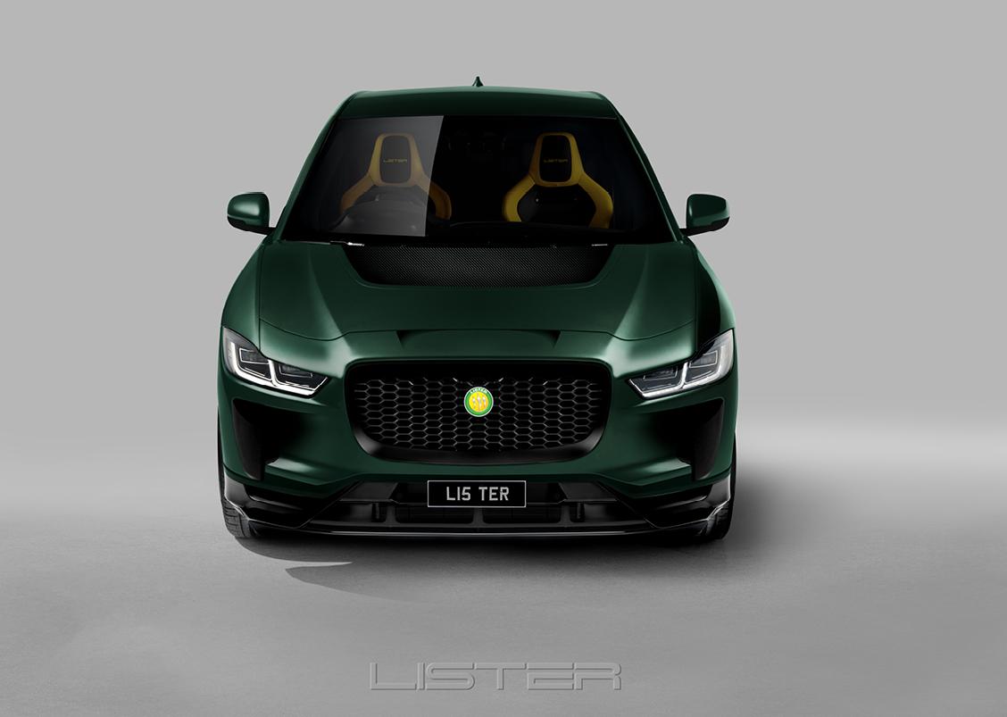 LISTER ANNOUNCE SUV-E CONCEPT