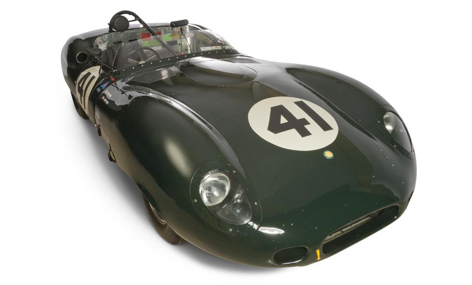 Lister Motor Company Announce New Continuation Car: The Lister Costin