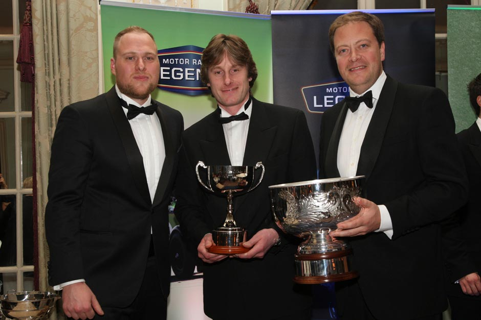 NAUGURAL BRIAN LISTER CUP PRESENTED AT MOTOR RACING