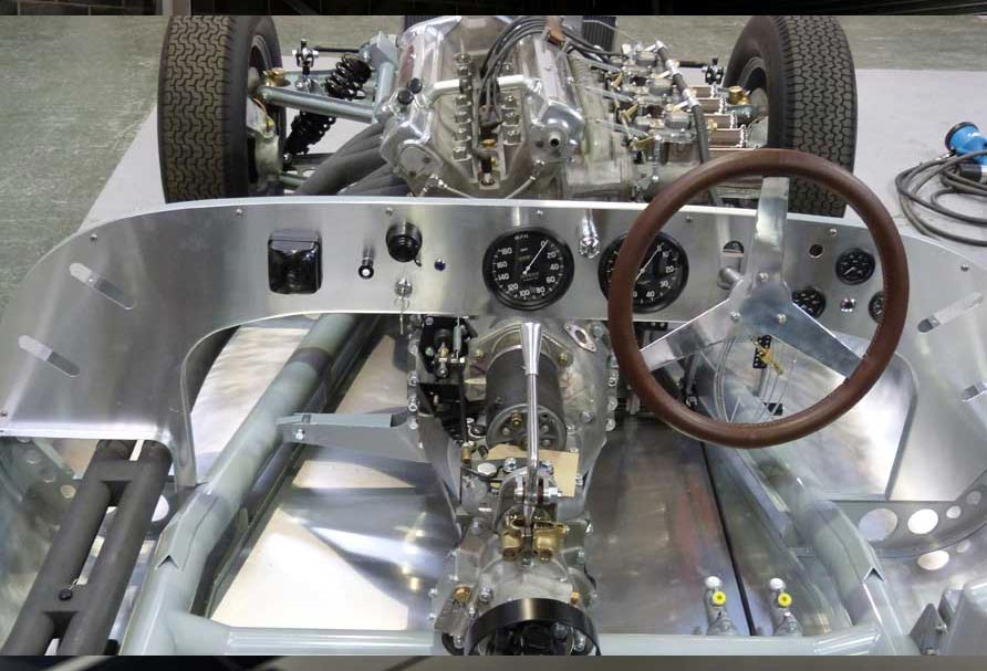 LISTER JAGUAR PRODUCTION UPDATE 2014