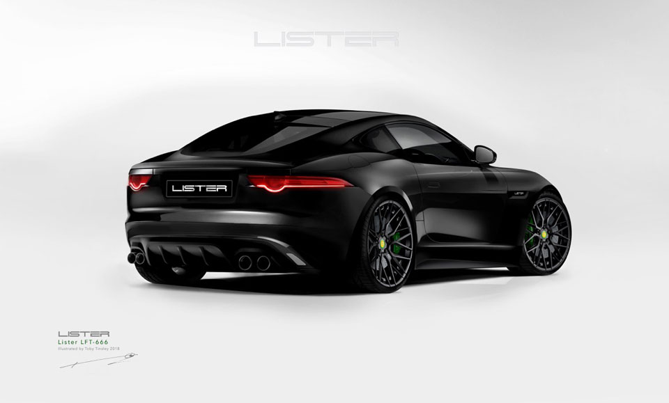 LISTER RE-DESIGNATES ITS MOST POWERFULMODEL EVER – THE LISTER LFT-666