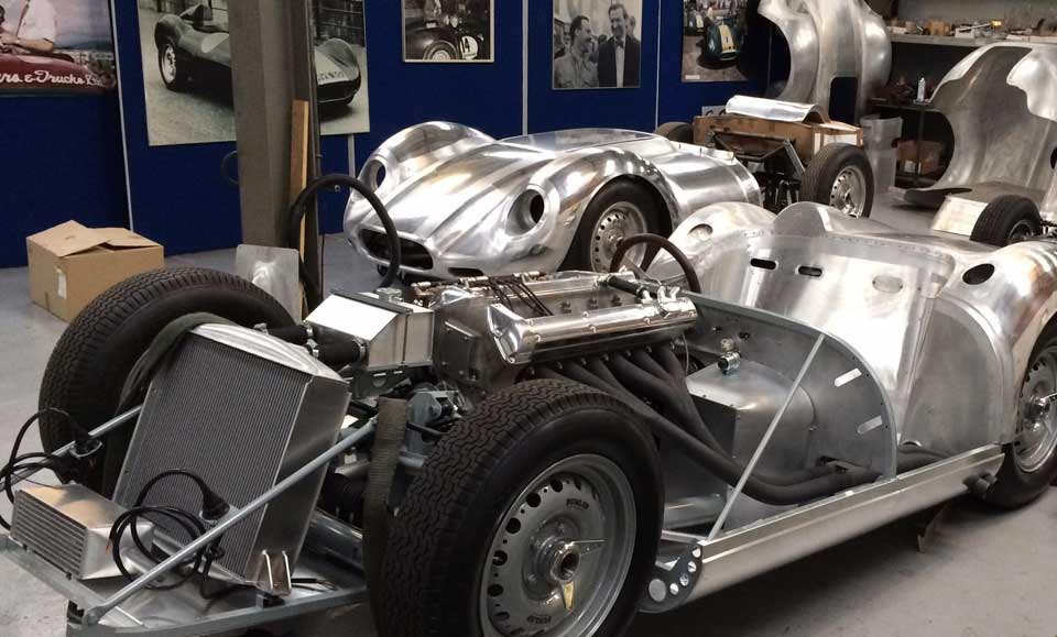 LISTER JAGUAR PRODUCTION UPDATE