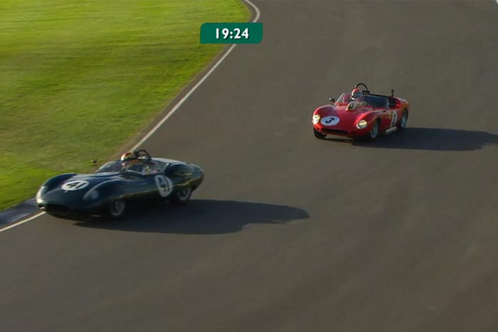 Lister Success at Goodwood