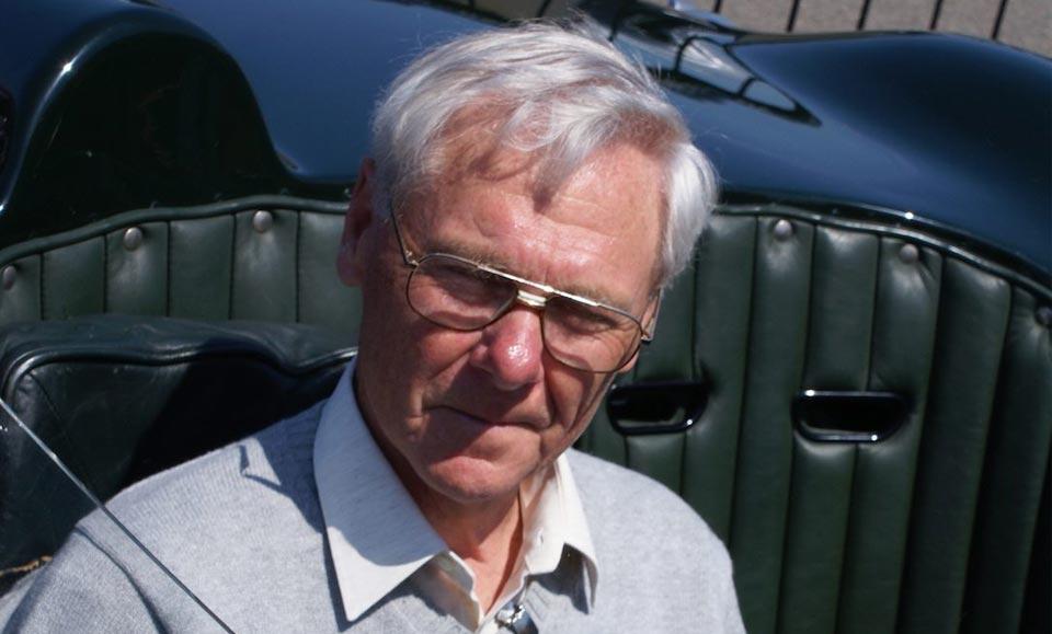 In Memoriam: Dick Barton -  'One of the Original Lister Boys'