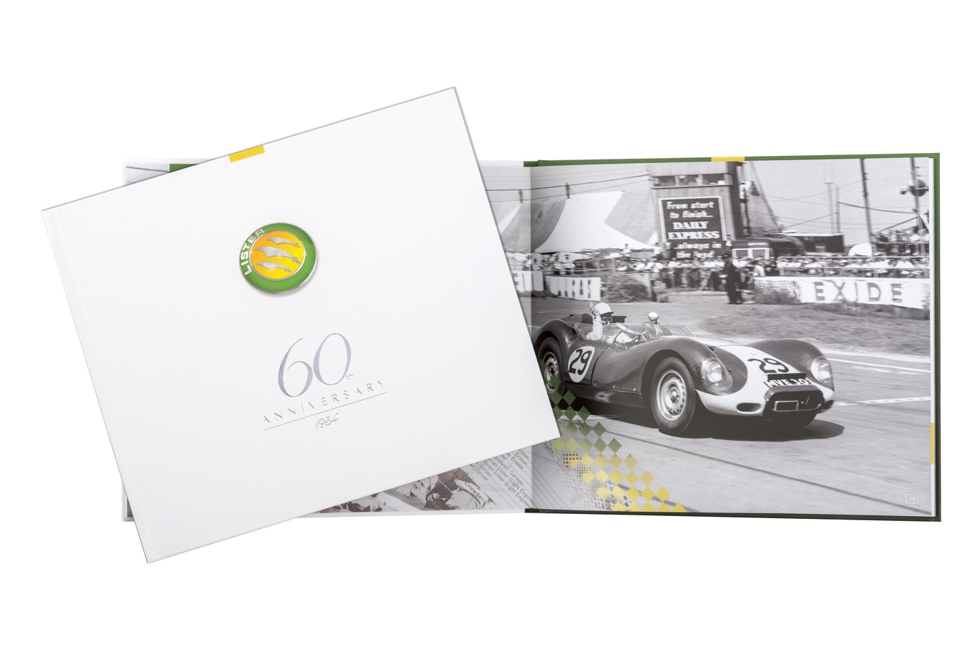 Lister 60th Anniversary Book