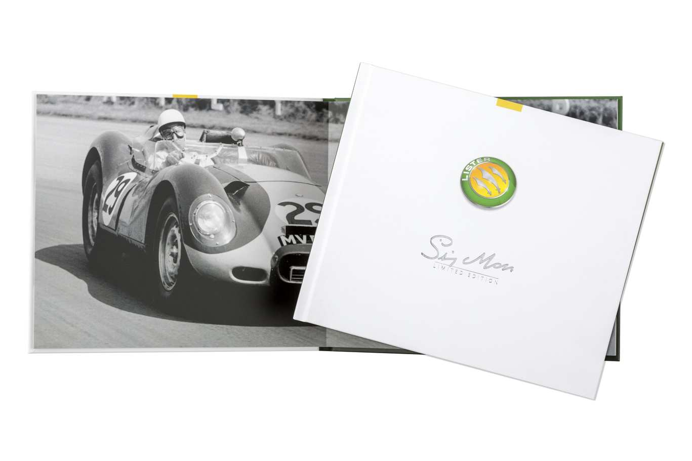 Lister Stirling Moss Book