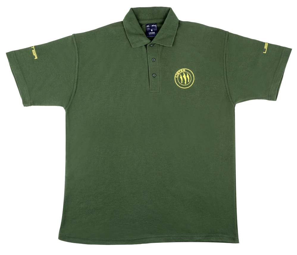 Lister Polo Shirt Green