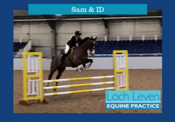 And Our Third and Final Sponsored Rider is Sam & ID..........
