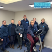 Loch Leven Equine Practice Goes Global