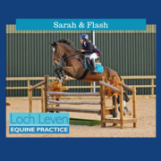 Introducing Our First Sponsored Rider - Sarah Cunningham and Flash