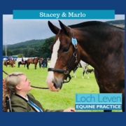 Our Second Sponsored Rider is Stacey and Marlo...............
