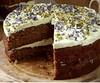 Courgette + Avocado Cake GF Sidoli