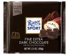 Ritter Sport Fine Extra Dark 73% Chocolate Bar