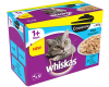 Whiskas 1+ Casserole Fish In Jelly Selection PM�3.75