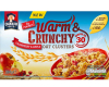 Quaker Warm & Crunchy Cranberry & Apple
