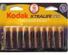 Kodak Xtralife AA Batteries