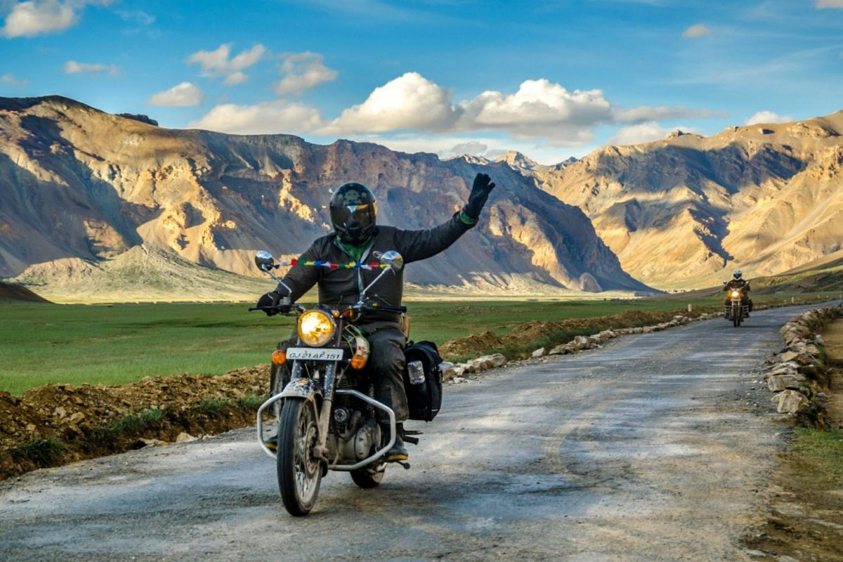 India Motorcycle Tour