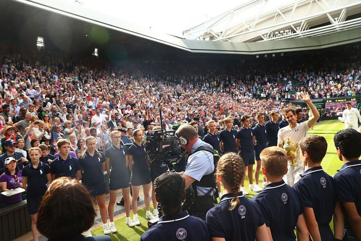 VIP Wimbledon Tickets