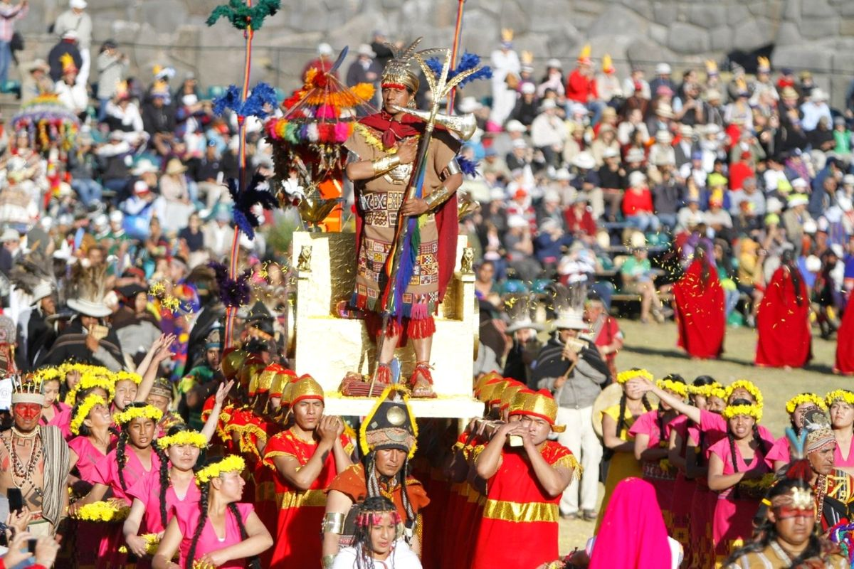 Inca Festival of the Sun