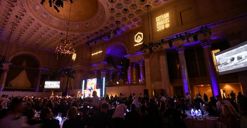 Gotham Independent Film Awards ballroom