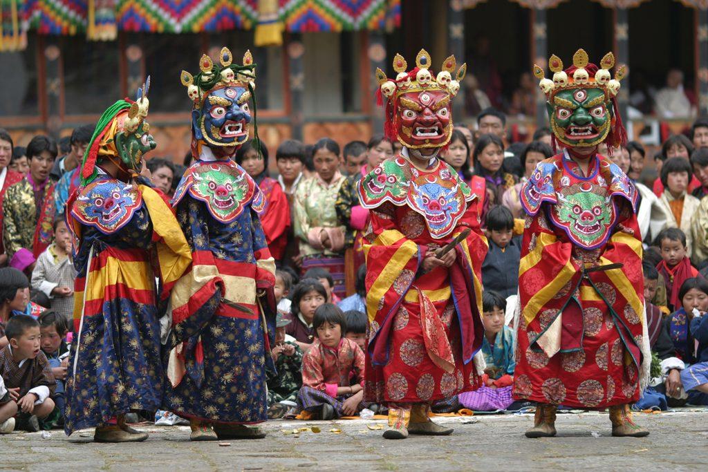 bhutan tour land of thunder dragon
