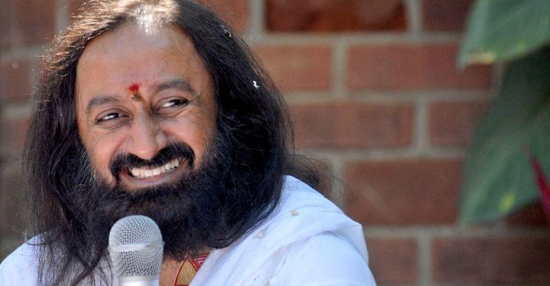 Sri Sri Discourse, music and meditation teacher