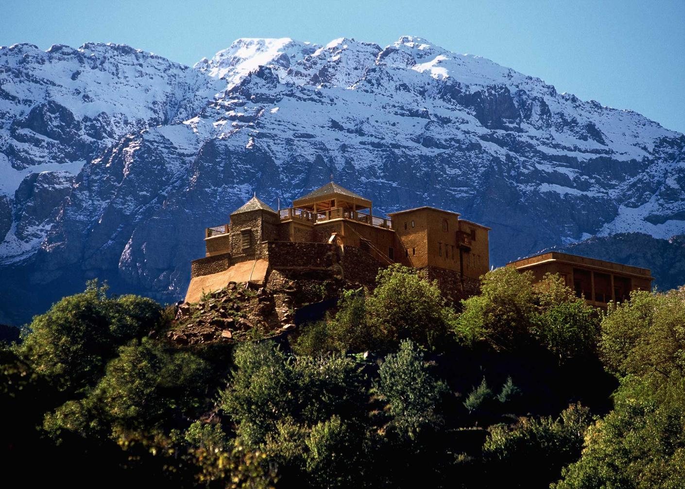 Kasbah Mountain Refuge
