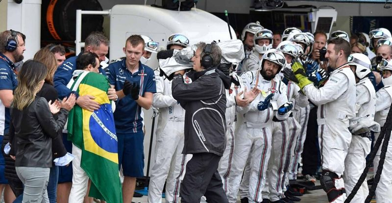 Brazilian Grand Prix circuit team