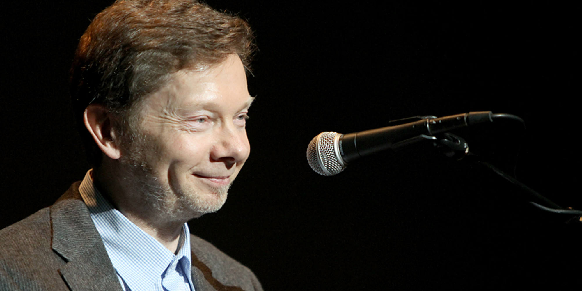 Eckhart Tolle at An Evening with Eckhart Tolle