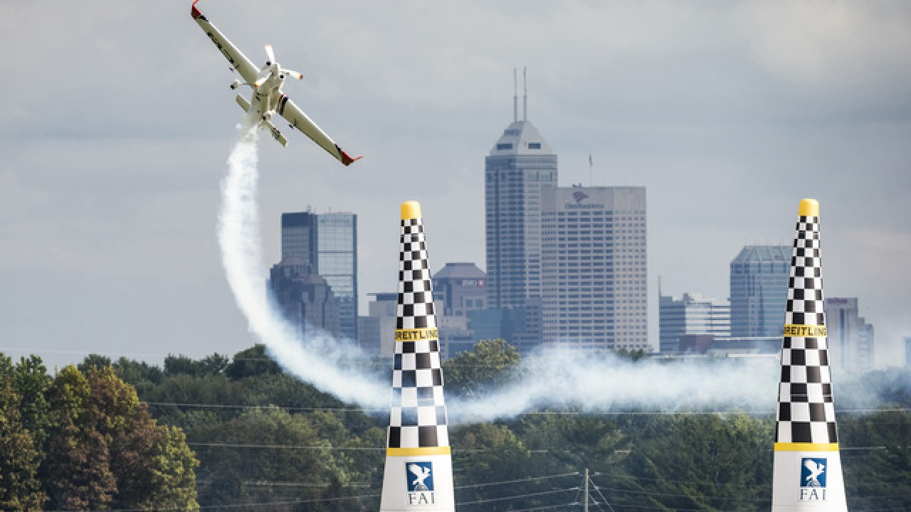 Red Bull Air Race in Indiana
