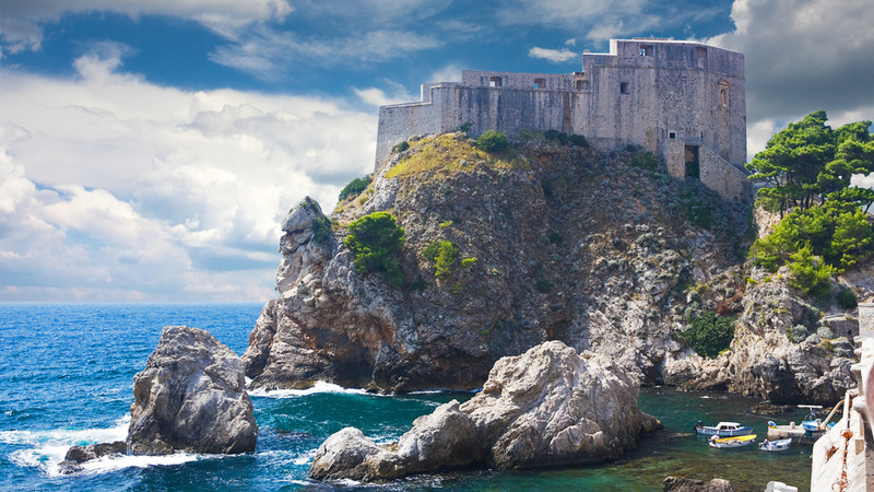 Game of Thrones fortress in Croatia