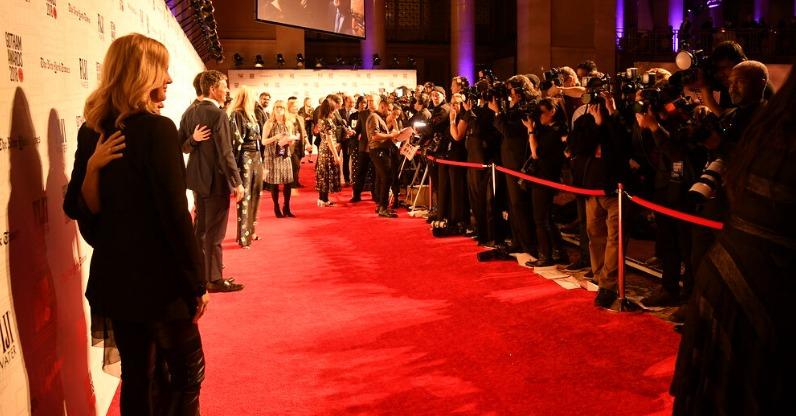 Gotham Independent Film Awards red carpet