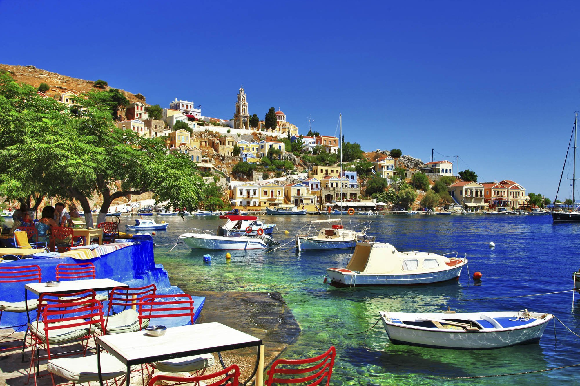 Greek Island Symi