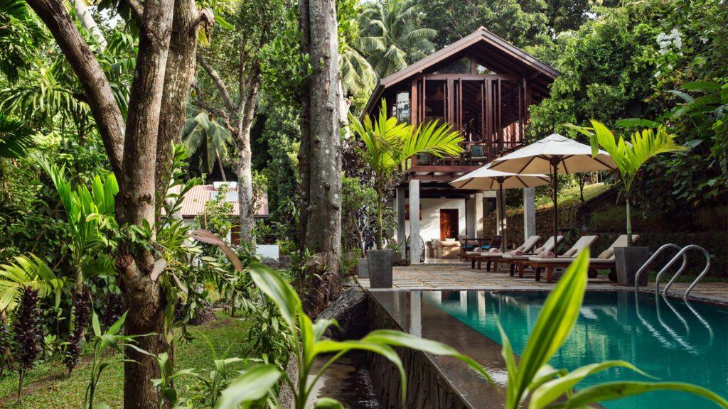 Sri Lanka luxury hotel