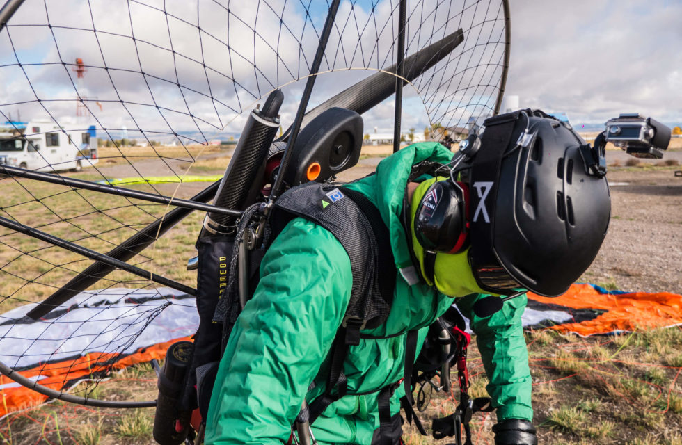 Icarus Trophy Paramotor Adventure Racer
