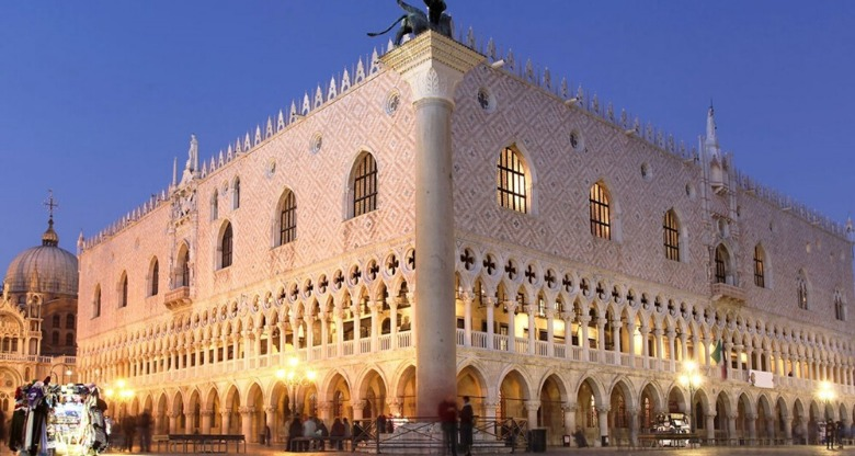 palazzo ducale architecture exterior