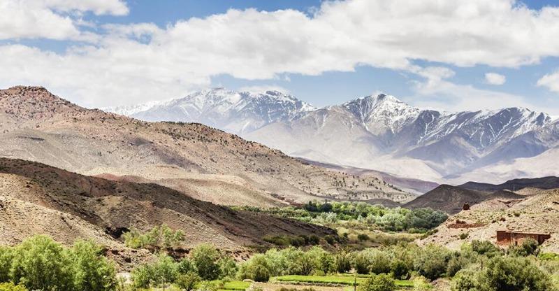 mountains of morocco signature tour