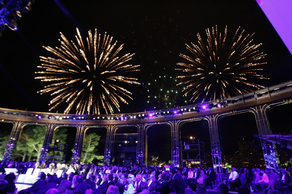 fireworks at monte carlo summer festival
