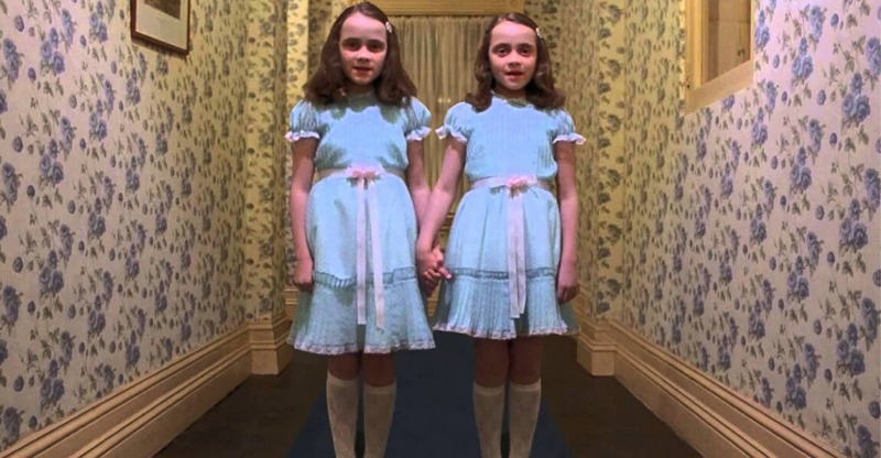 the shining twins stanley hotel