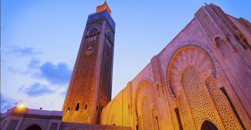 Moroccan architecture on Morocco Signature Tour