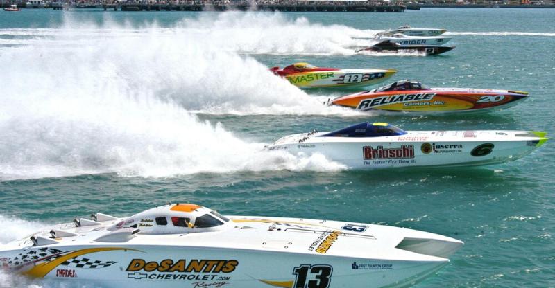 key west power boat races 3